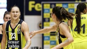 Fenerbahçe Öznur Kablo, Lattes deplasmanında