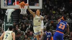 NBAde gecenin sonuçları | Milwaukee Bucksın galibiyet serisi 12 maça çıktı