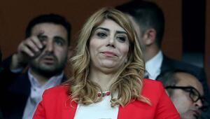 Berna Gözbaşı: FIFA Başkanına mektup yazdım...