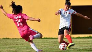 1207 Antalyaspor iki maçta rakiplerine 15 gol attı