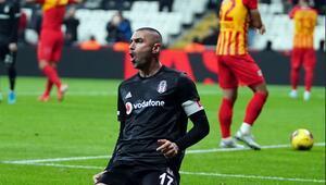 Beşiktaşta Burak'a alternatif aranıyor