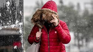 Soğuk ve yağışlı hava geliyor İstanbulda sıcaklık 10 derecenin altına düşecek