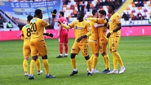 Yeni Malatyaspor 3-1 Keçiörengücü