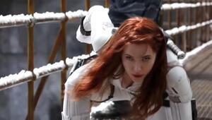 Black Widowun ilk fragmanı yayınlandı