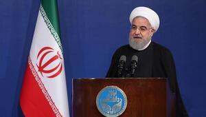 İran Cumhurbaşkanı Ruhani: İrana göre Suudi Arabistan ile yeniden ilişki kurulmasında problem yok