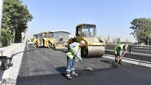 Büyükşehir'den asfalta 475 milyon tl kiralamaya 400 milyon tl