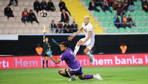 Alanyaspor 5-1 Adanaspor