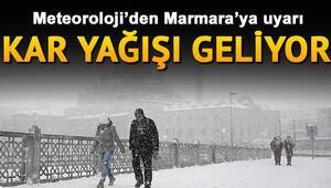 Meteorolojiden Marmaraya kar uyarısı... 4 Aralık il il hava durumu raporu