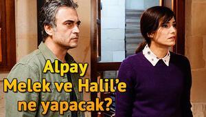 Benim Adım Melekin yeni bölüm fragmanı yayınlandı... Alpay Melek ve Halilin peşinde