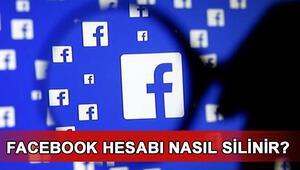 Facebook hesabı nasıl kapatılır İşte Facebook silme ve dondurma yöntemleri