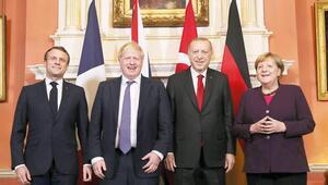 10 numarada dörtlü Suriye toplantısı