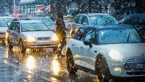 İstanbul ve Ankaraya kar ne zaman yağacak Hava bugün nasıl olacak