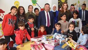 Başkan Beyoğlu, engelliler buluştu
