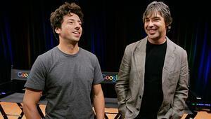 Google kurucuları Page ve Brin CEOluğu bırakıyor