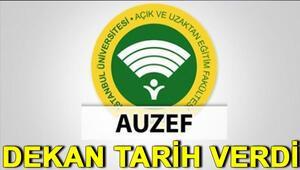 AUZEF vize sınav sonuçları ne zaman açıklanacak Tarih belli oldu
