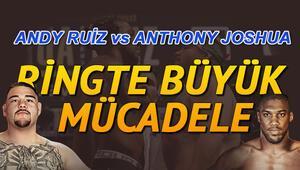 Anthony Joshua Andy Ruiz 2 boks maçı ne zaman