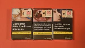 Sigara içenler dikkat Bakanlık açıkladı... Paketler değişiyor