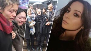Bıçaklı saldırıda hayatını kaybeden Ceren Özdemir için tören
