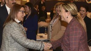 Gençer, 'Dünya Kadın Girişimciler Günü'ne katıldı