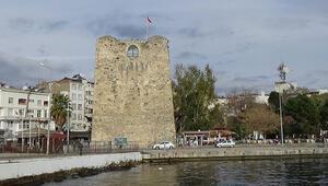 2 bin 500 yıllık Sinop Kalesi, restore edilecek