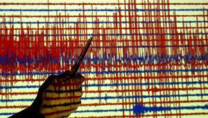 Son dakika... Karadenizde 4 büyüklüğünde deprem