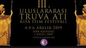 Çanakkalede 3. Uluslararası Truva Atı Kısa Film Festivali