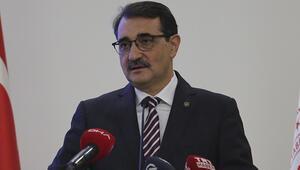 Son dakika: Enerji ve Tabii Kaynaklar Bakanı Fatih Dönmezden Libya açıklaması