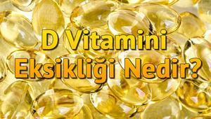 D Vitamini Eksikliği Nedir D Vitamini Eksikliği Belirtileri Ve Tedavisi