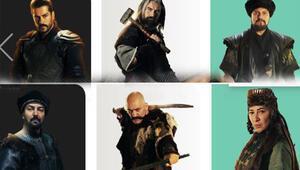 Kuruluş Osman'ın oyuncuları kimler İşte Kuruluş Osman oyuncuları kadrosu ve karakterleri