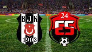Beşiktaş Anagold 24Erzincanspor Türkiye Kupası maçı ne zaman