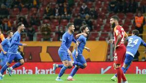 Galatasaray 0-2 Tuzlaspor