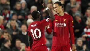 Liverpool 5-2 Everton | Maçın özeti golleri