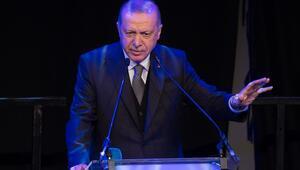 Son dakika... Cumhurbaşkanı Erdoğandan Londrada sert mesaj: Bu ifadeyi kullananları lanetliyorum