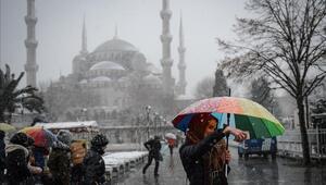 İstanbula ne zaman kar yağacak Meteoroloji tarih verdi mi