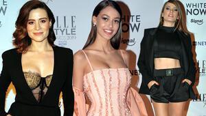 Elle Style Awards ödül töreninde şıklık yarışı