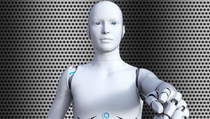 """""""Robotlar 10 yıl içinde en yakın arkadaşımız olacak"""""""