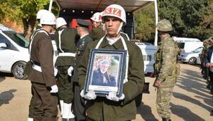 Kırıkhan'da hayatını kaybeden Kore gazisi toprağa verildi