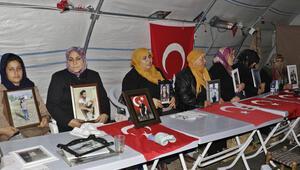 HDP önündeki eylemde 94üncü gün