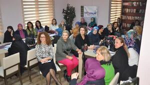 Orhangazide kadın sağlığı semineri verildi