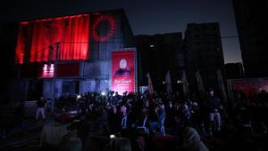 Gazzede Kırmızı Halı Film Festivali