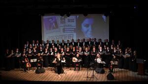 Konyaltı Belediyesi TSM Korosundan anma konseri