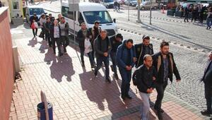 FETÖnün TÜBİTAK yapılanması soruşturmasında 9 kişi adliyede