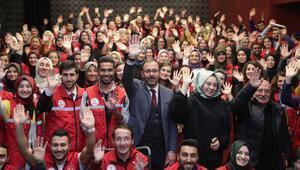 Bakan Kasapoğlundan Dünya Gönüllüler Günü için özel paylaşım