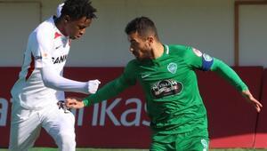 Gaziantep FKya kupada büyük şok