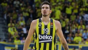 Fenerbahçe Bekoya De Colo, Kalinic ve Westermanndan iyi haber