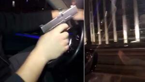 Son dakika haberi... Adliyenin önünde ateş edip Herkes akıllı olacak diyen maganda tutuklandı