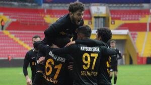 Kayserispor 3-2 Manisa FK (Maç özeti)