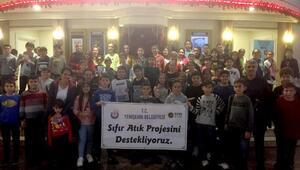 Yenişehir Belediyesinden öğrencilere İstanbul gezisi