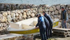 Mudanya'da izinsiz ve sahipsiz teknelere geçit yok