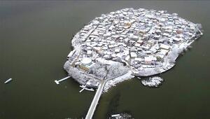 Avrupanın en güzel 30 kasabasından biri seçildi Türkiyenin Venediki olarak biliniyor...